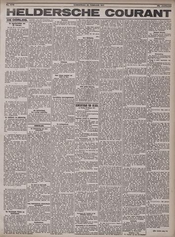 Heldersche Courant 1917-02-22