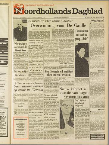 Noordhollands Dagblad : dagblad voor Alkmaar en omgeving 1967-03-06