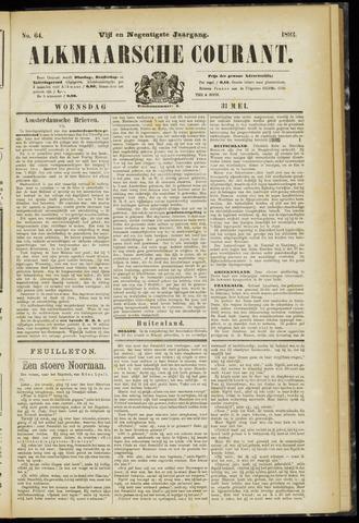 Alkmaarsche Courant 1893-05-31