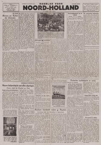 Dagblad Noord-Holland, Schager editie 1943-08-28