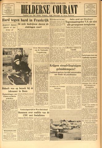 Heldersche Courant 1953-08-11