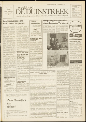 De Duinstreek 1969-03-27