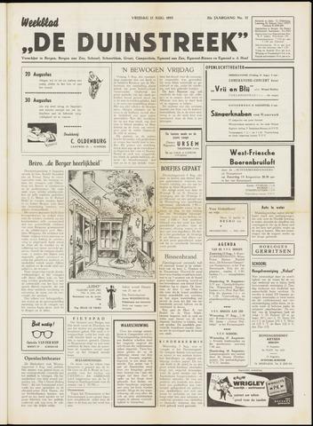 De Duinstreek 1955-08-12