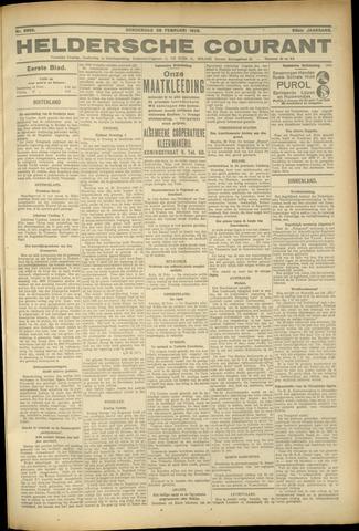 Heldersche Courant 1925-02-26