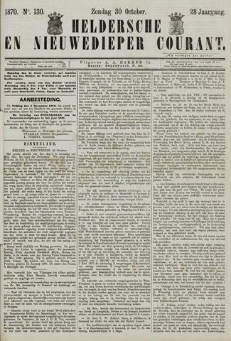 Heldersche en Nieuwedieper Courant 1870-10-30