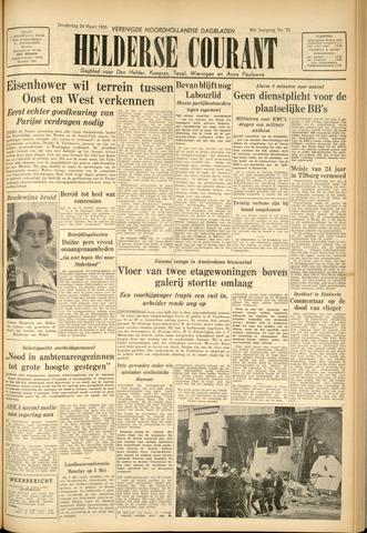 Heldersche Courant 1955-03-24