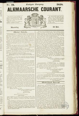 Alkmaarsche Courant 1858-05-10