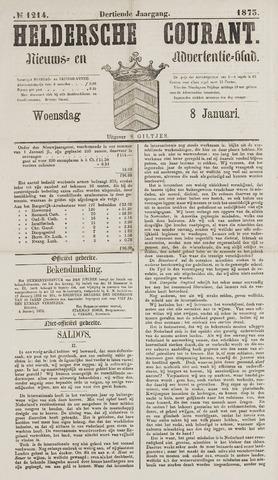 Heldersche Courant 1873-01-08