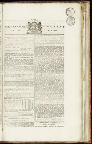 Alkmaarsche Courant 1828-10-06