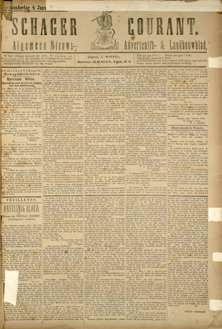 Schager Courant 1894