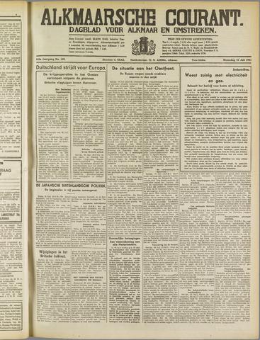 Alkmaarsche Courant 1941-07-21