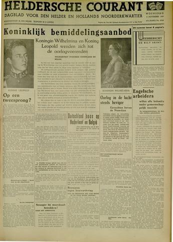 Heldersche Courant 1939-11-08