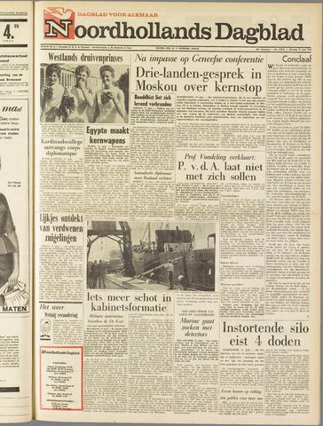 Noordhollands Dagblad : dagblad voor Alkmaar en omgeving 1963-06-11