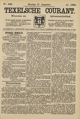 Texelsche Courant 1895-08-11