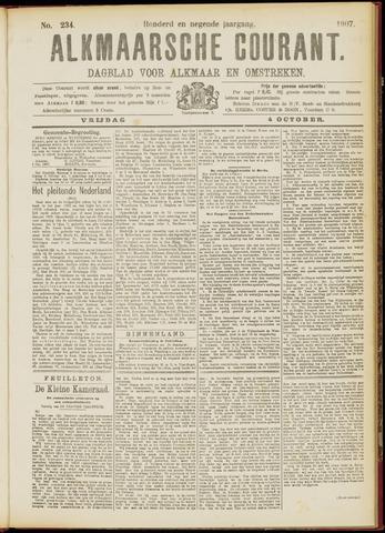 Alkmaarsche Courant 1907-10-04