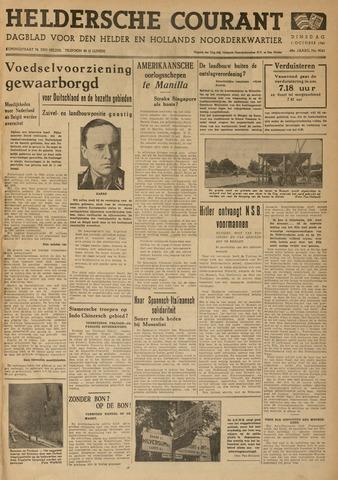 Heldersche Courant 1940-10-01