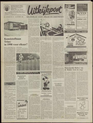 Uitkijkpost : nieuwsblad voor Heiloo e.o. 1988-10-26