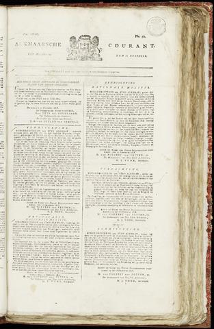 Alkmaarsche Courant 1818-12-21