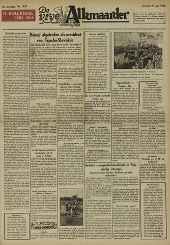 De Vrije Alkmaarder 1948-06-08