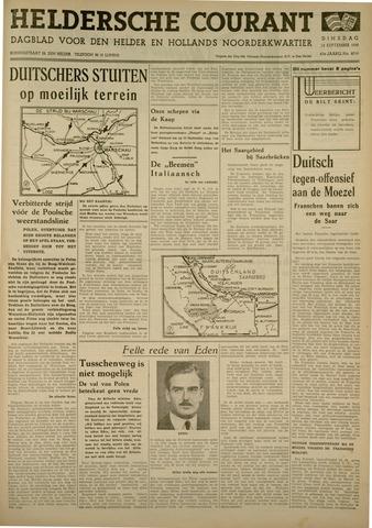 Heldersche Courant 1939-09-12