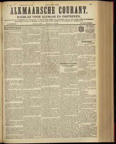 Alkmaarsche Courant 1928-09-29