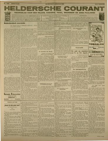 Heldersche Courant 1933-08-03