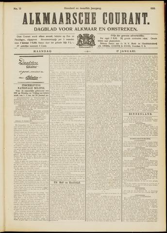 Alkmaarsche Courant 1910-01-17
