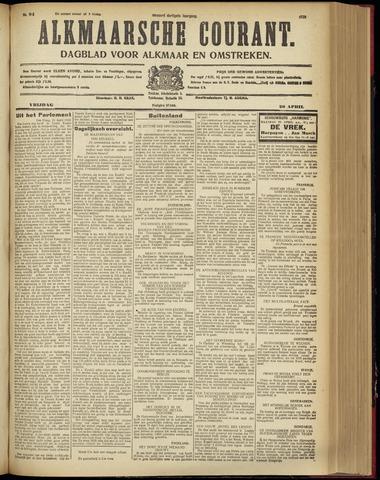 Alkmaarsche Courant 1928-04-20