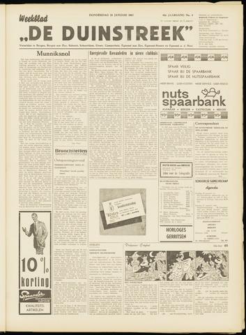 De Duinstreek 1965-01-28