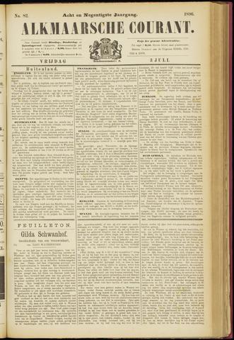 Alkmaarsche Courant 1896-07-03