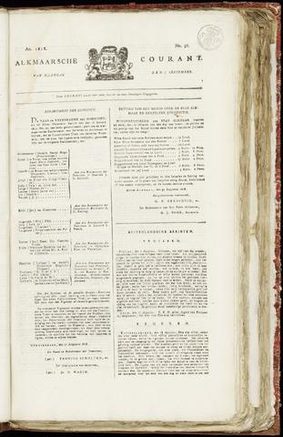 Alkmaarsche Courant 1818-09-07