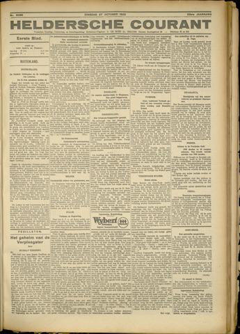 Heldersche Courant 1925-10-27