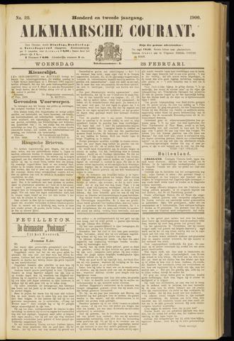 Alkmaarsche Courant 1900-02-28