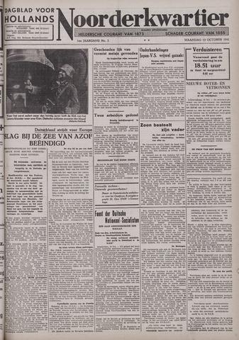 Dagblad voor Hollands Noorderkwartier 1941-10-13