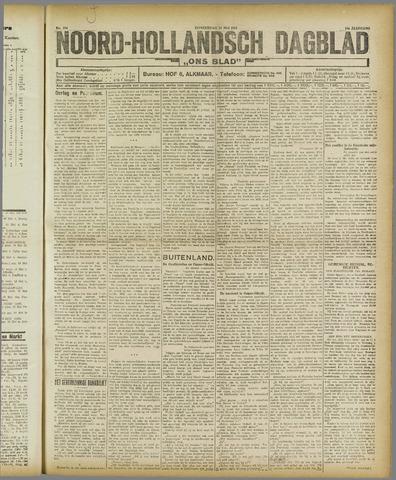 Ons Blad : katholiek nieuwsblad voor N-H 1921-05-19