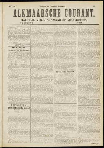 Alkmaarsche Courant 1912-05-29