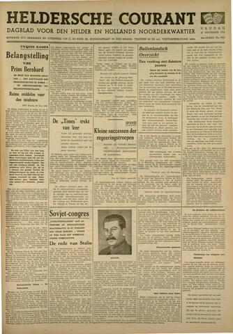 Heldersche Courant 1936-11-27
