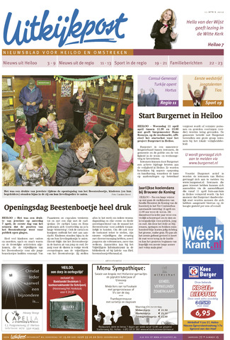 Uitkijkpost : nieuwsblad voor Heiloo e.o. 2012-04-11