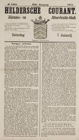 Heldersche Courant 1871-01-07