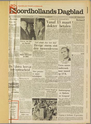 Noordhollands Dagblad : dagblad voor Alkmaar en omgeving 1967-03-01