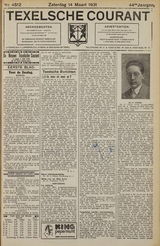 Texelsche Courant 1931-03-14