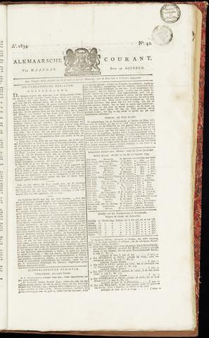 Alkmaarsche Courant 1834-10-20
