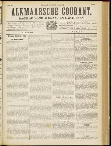 Alkmaarsche Courant 1908-03-07