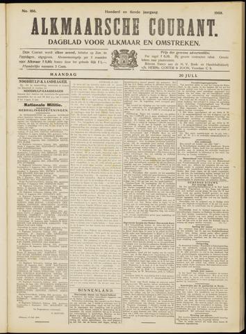 Alkmaarsche Courant 1908-07-20