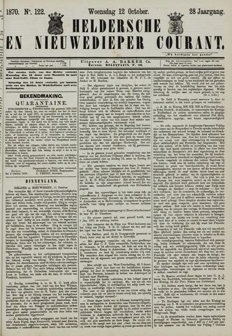 Heldersche en Nieuwedieper Courant 1870-10-12