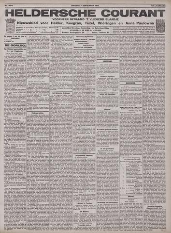 Heldersche Courant 1915-09-07