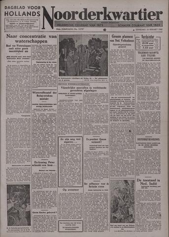 Dagblad voor Hollands Noorderkwartier 1942-03-24