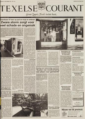 Texelsche Courant 2002-10-29
