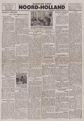 Dagblad Noord-Holland, Schager editie 1943-07-07