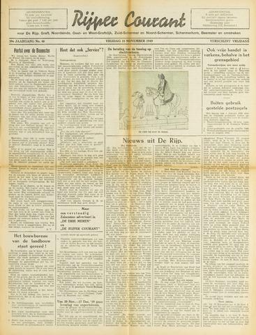 Rijper Courant 1949-11-18